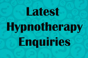 Greater Manchester Hypnotherapy Enquiries